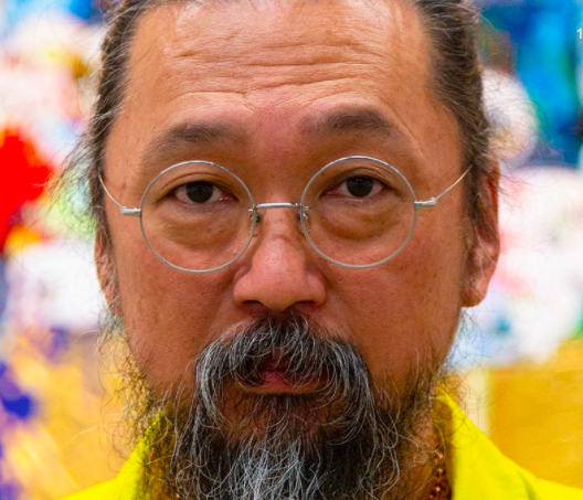 Takashi Murakami: Cherry Blossoms and Pandas (2020)
