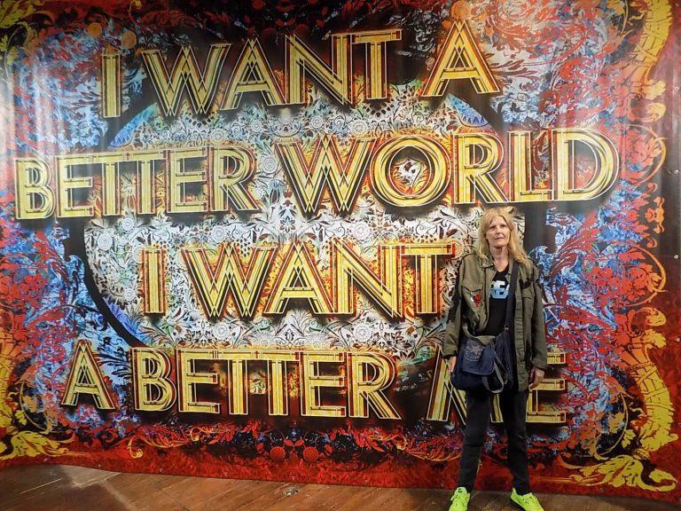 Better World, Better Me